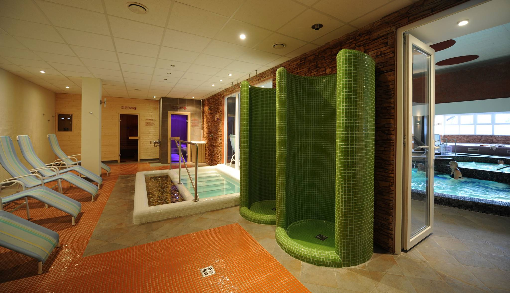 Hunguest Hotel Flóra Eger - Wellness sziget