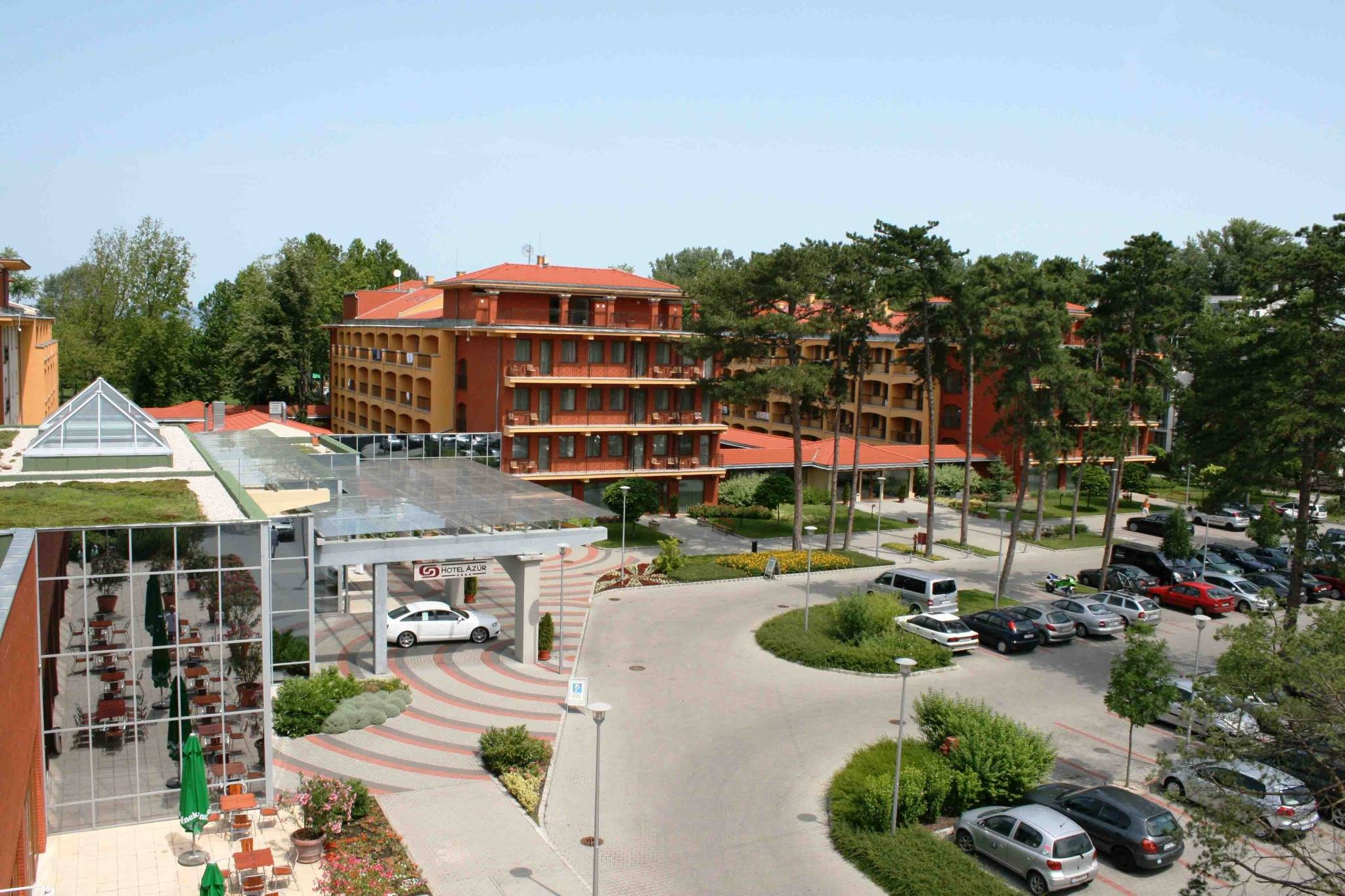 Siofok Hungary  city pictures gallery : Hotel Azur Siofok Hungary Hotel az r si Fok