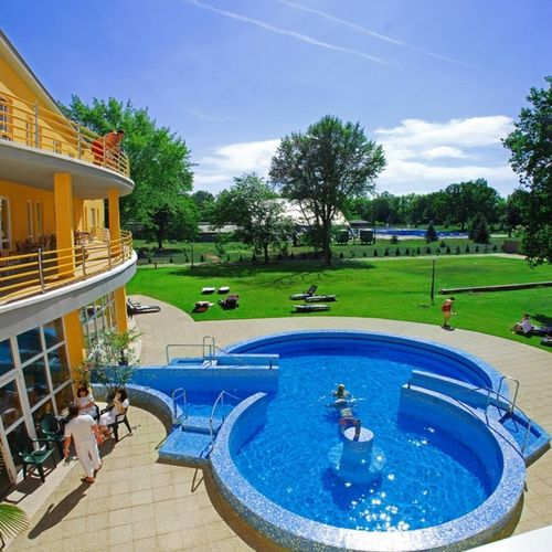 Apollo Thermalhotel & Apartments Hajd�szoboszl�