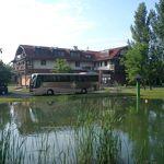 Hotel Grante a tó felől
