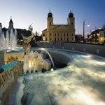 Debrecen főtere