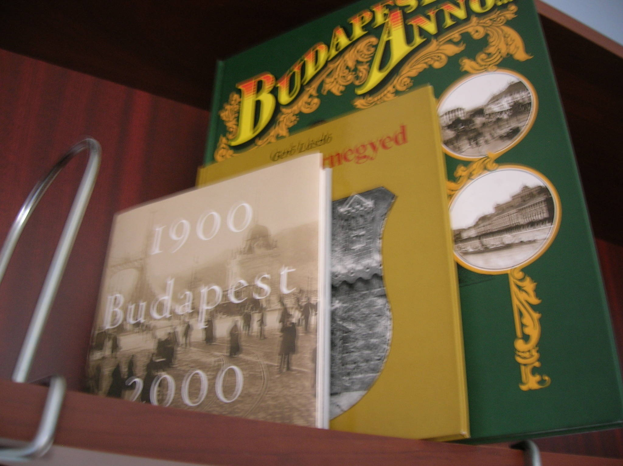 Hello Budapest Apartman - Books about the Castle
