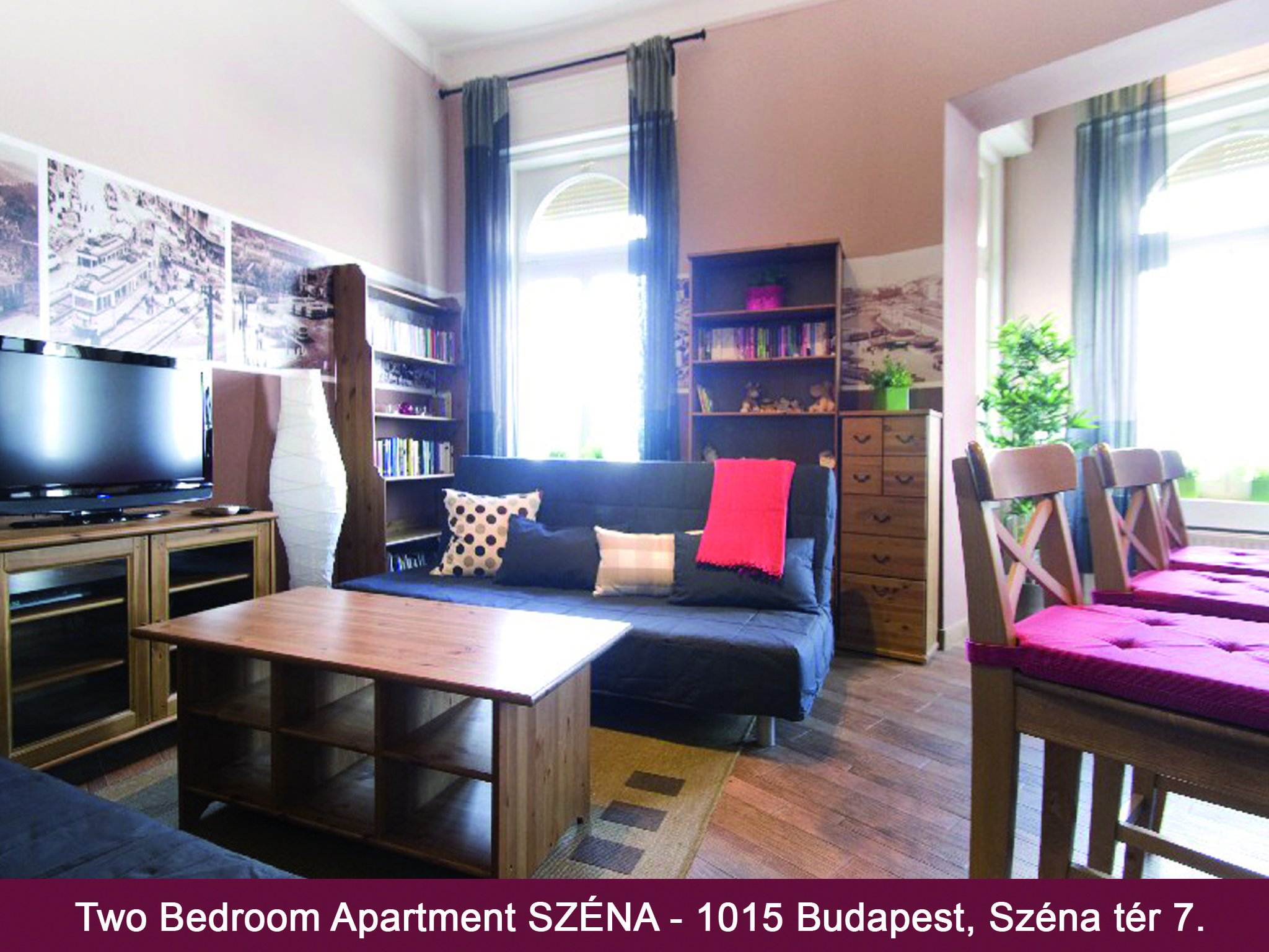 Dream Homes City Apartment Széna Budapest