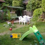 kert nyáron