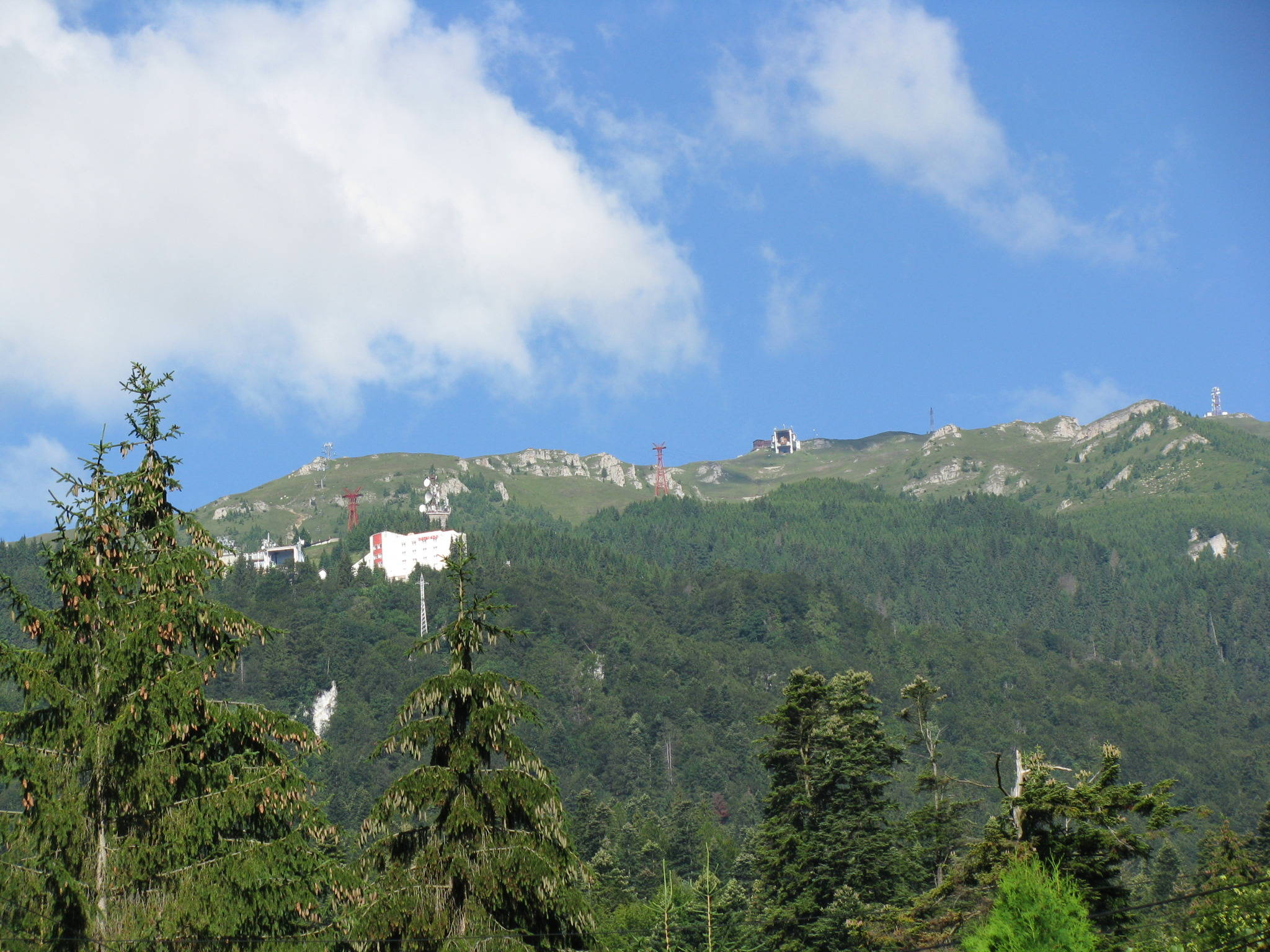 Vila La Costilei Sinaia - Neighborhood