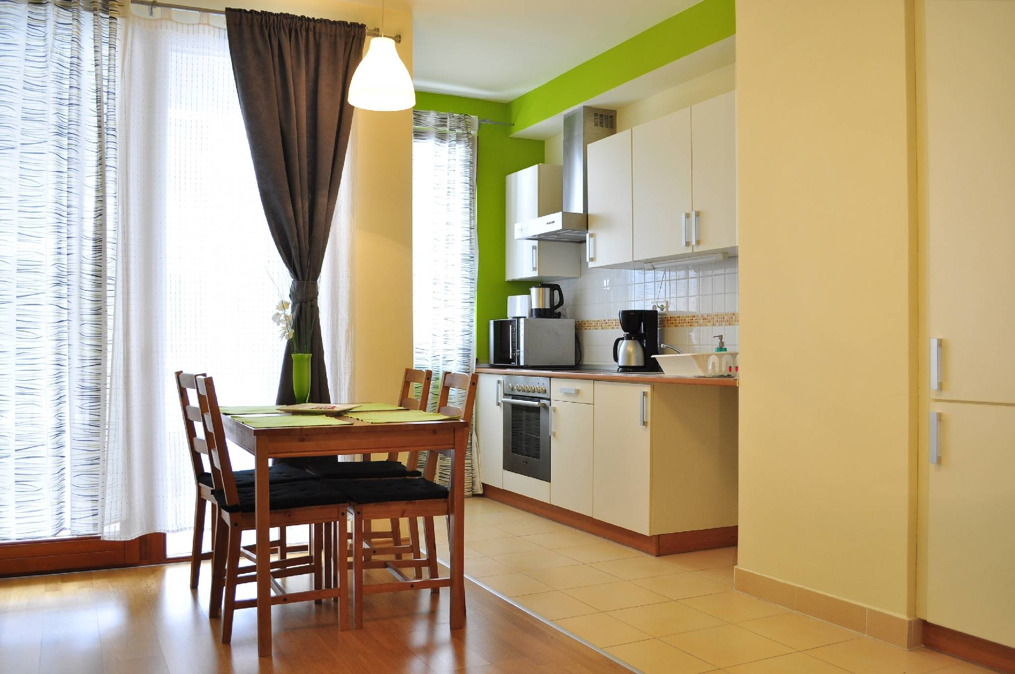 Superior executive 4 fős apartman 2 hálótérrel