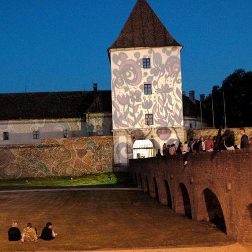 sárvári vár