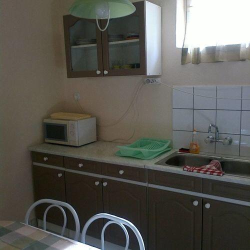 kétágyas apartman konyha