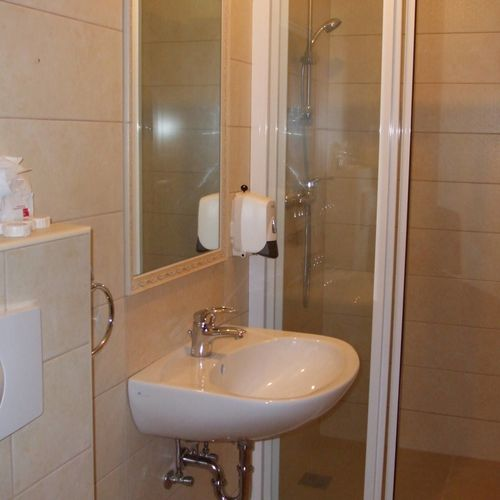 Hotel Park Balatonfüred - fotka kúpeľne