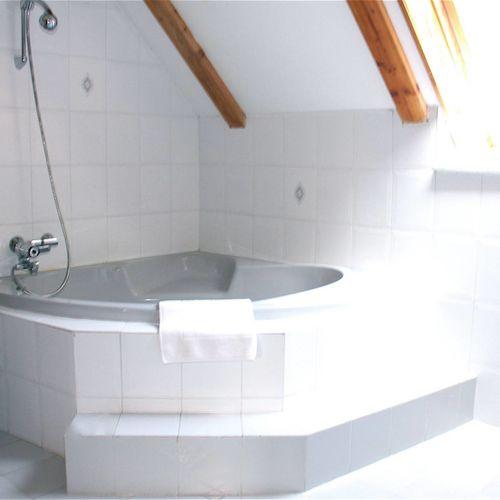 Apartman- fürdő