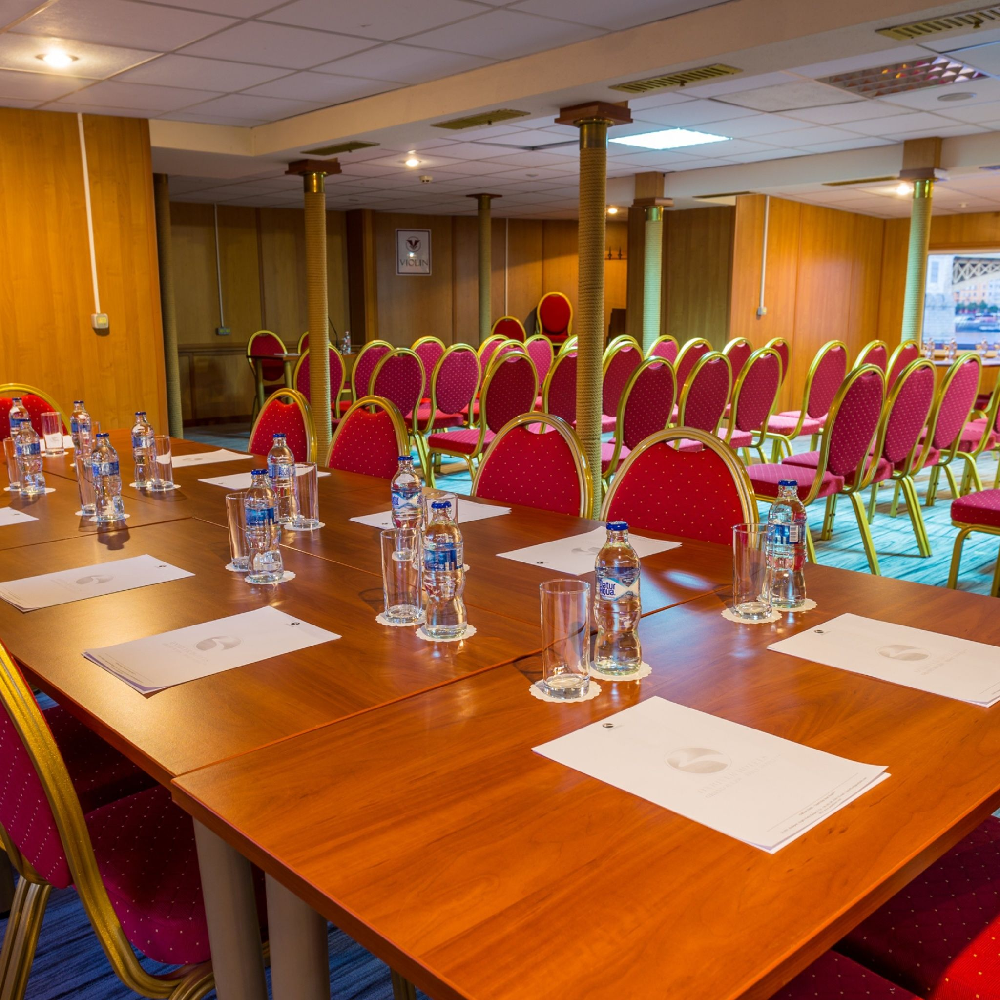 Grand Jules Boat Hotel Budapest - Albert király Konferenciaterem