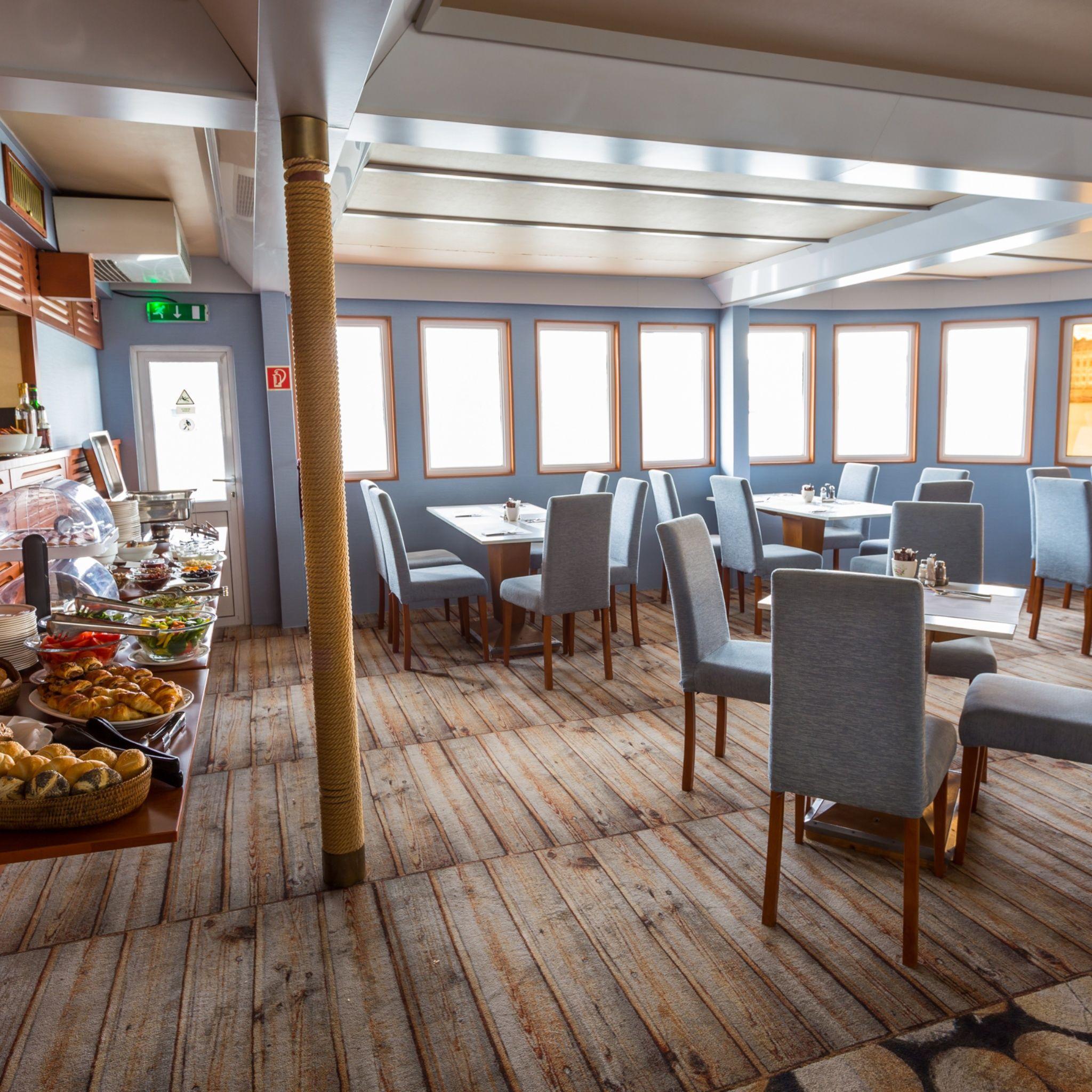 Grand Jules Boat Hotel Budapest - Jókai Étterem