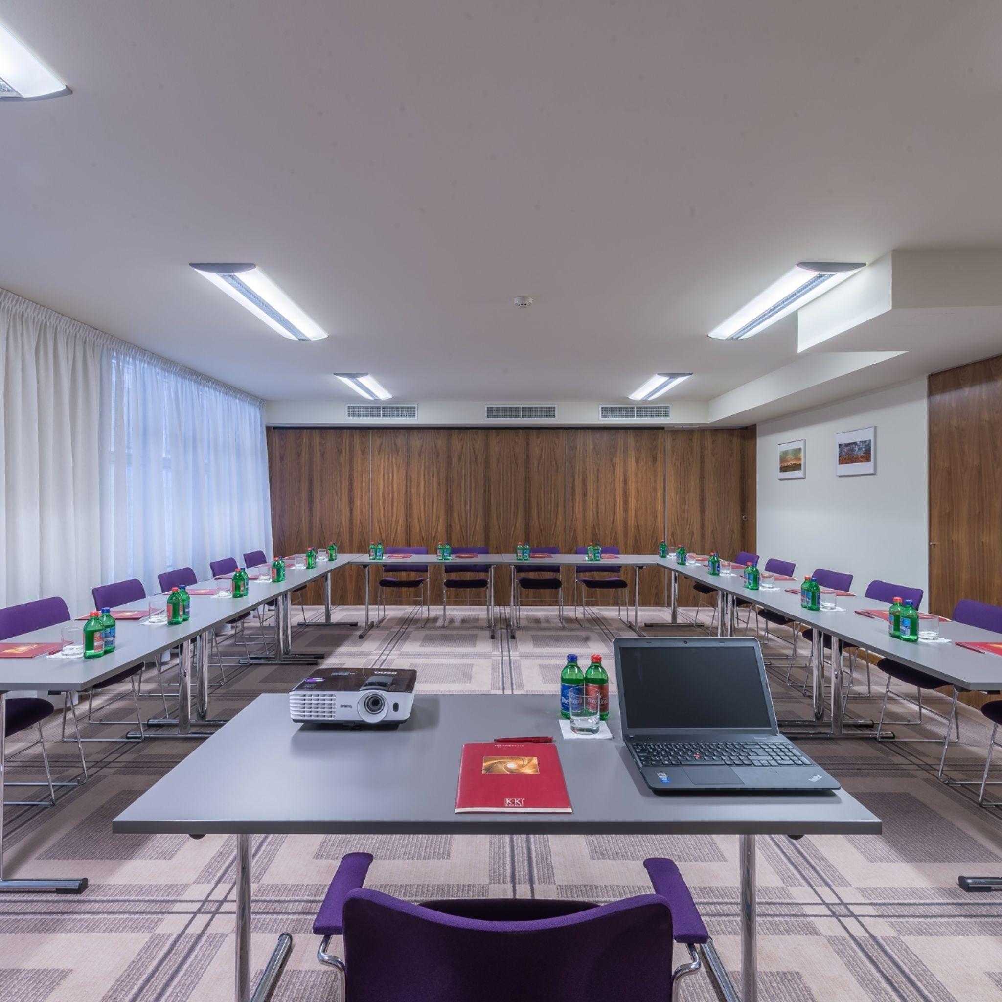 K+K Hotel Opera - Lehár - Lehár Meeting Terem