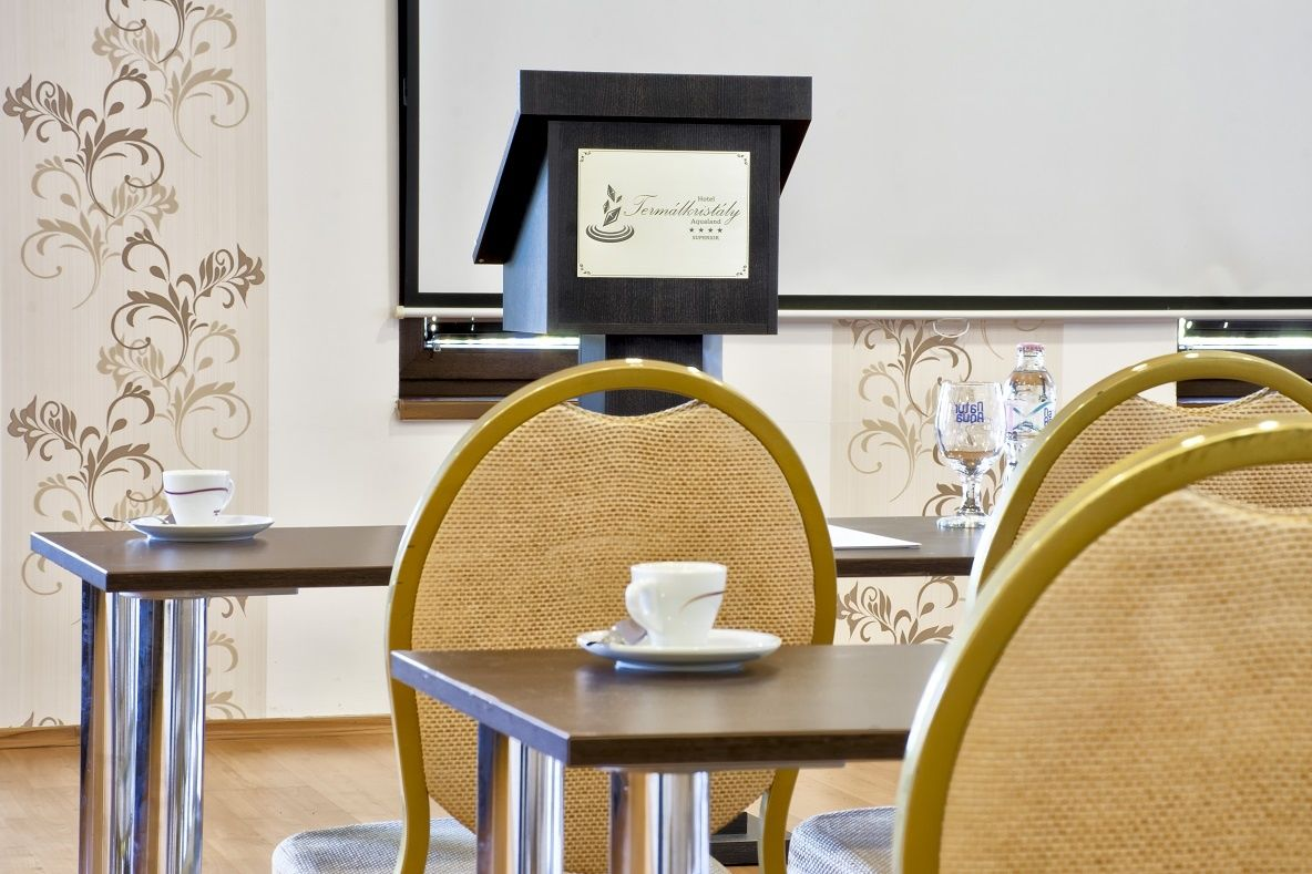 Kristály Hotel Ráckeve - Konferencia terem