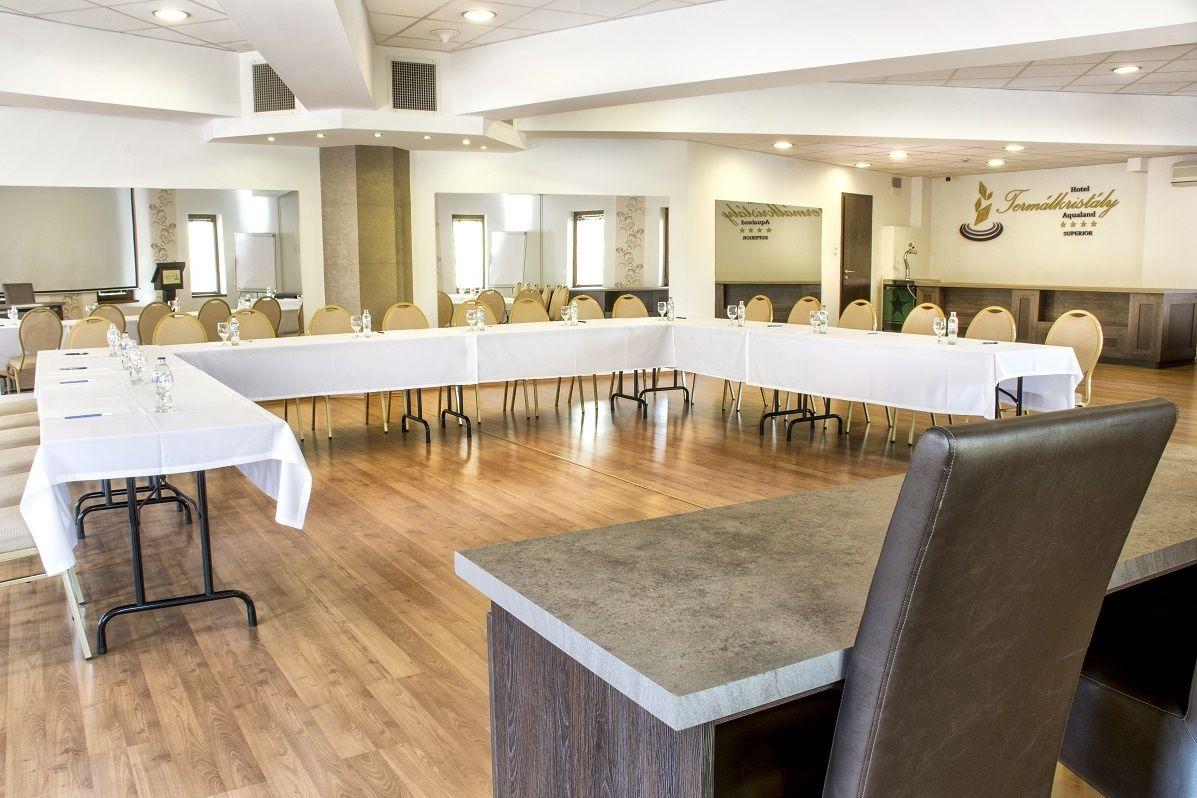 Hotel Termálkristály Aqualand Ráckeve - Konferencia terem