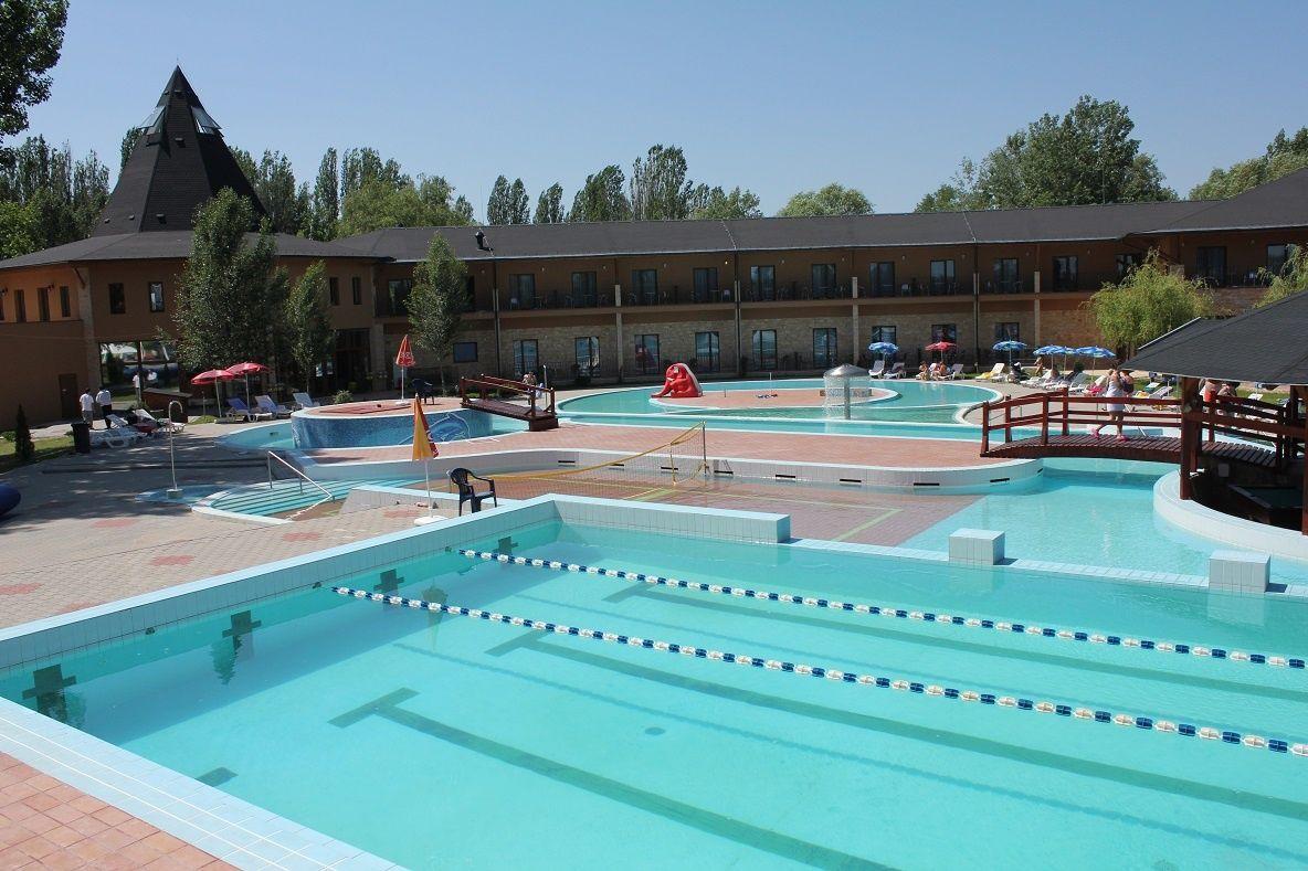 Hotel Termálkristály Aqualand Ráckeve - Aqualand komplexum