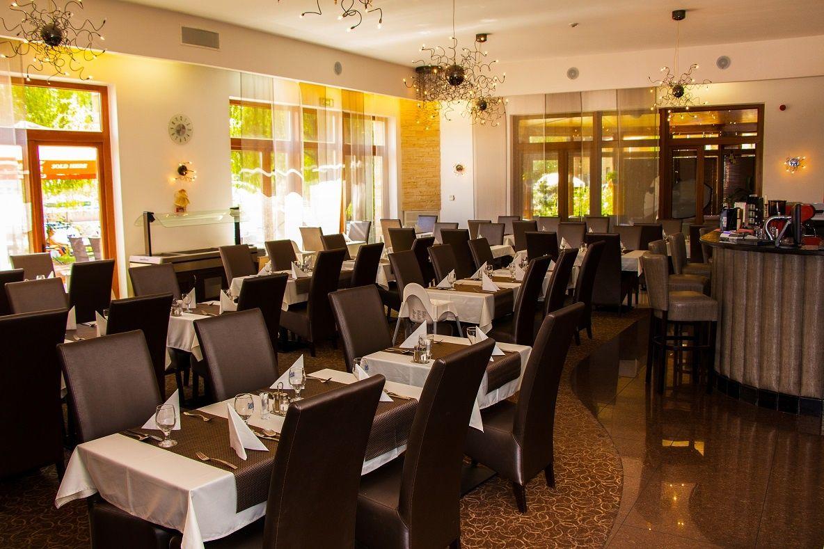 Kristály Hotel Ráckeve - Szarkaláb étterem