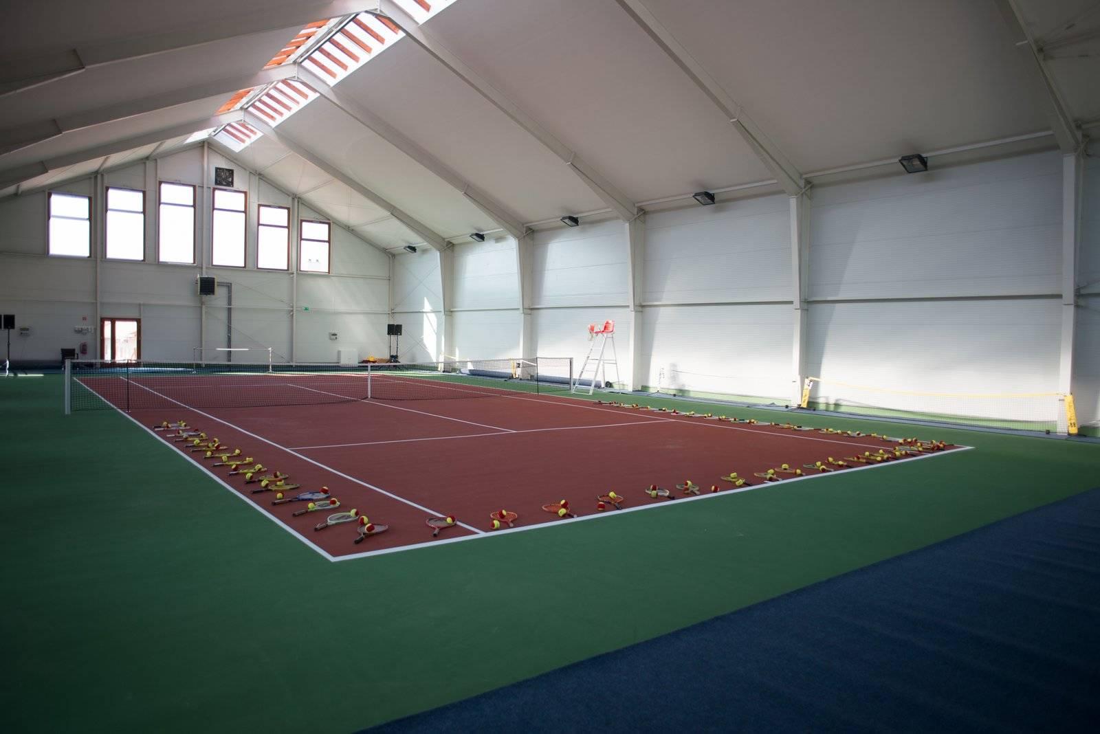 Zselicvölgy Szabadidőfarm Hajmás - Teniszcsarnok - -