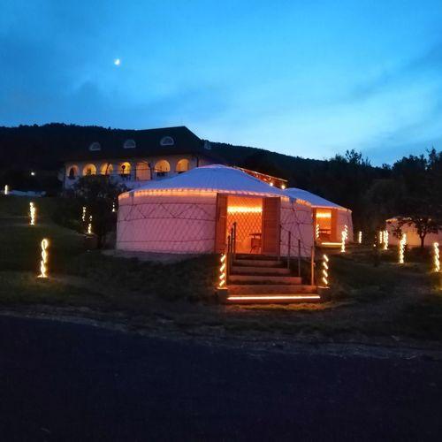 Jurta Hotel Balatongyörök