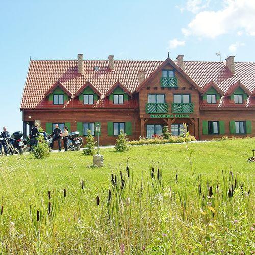 Mazurska Chata Mikołajki