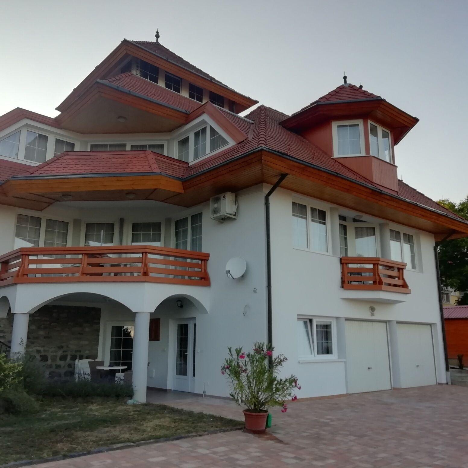 Villa Kolics Apartman Hévíz