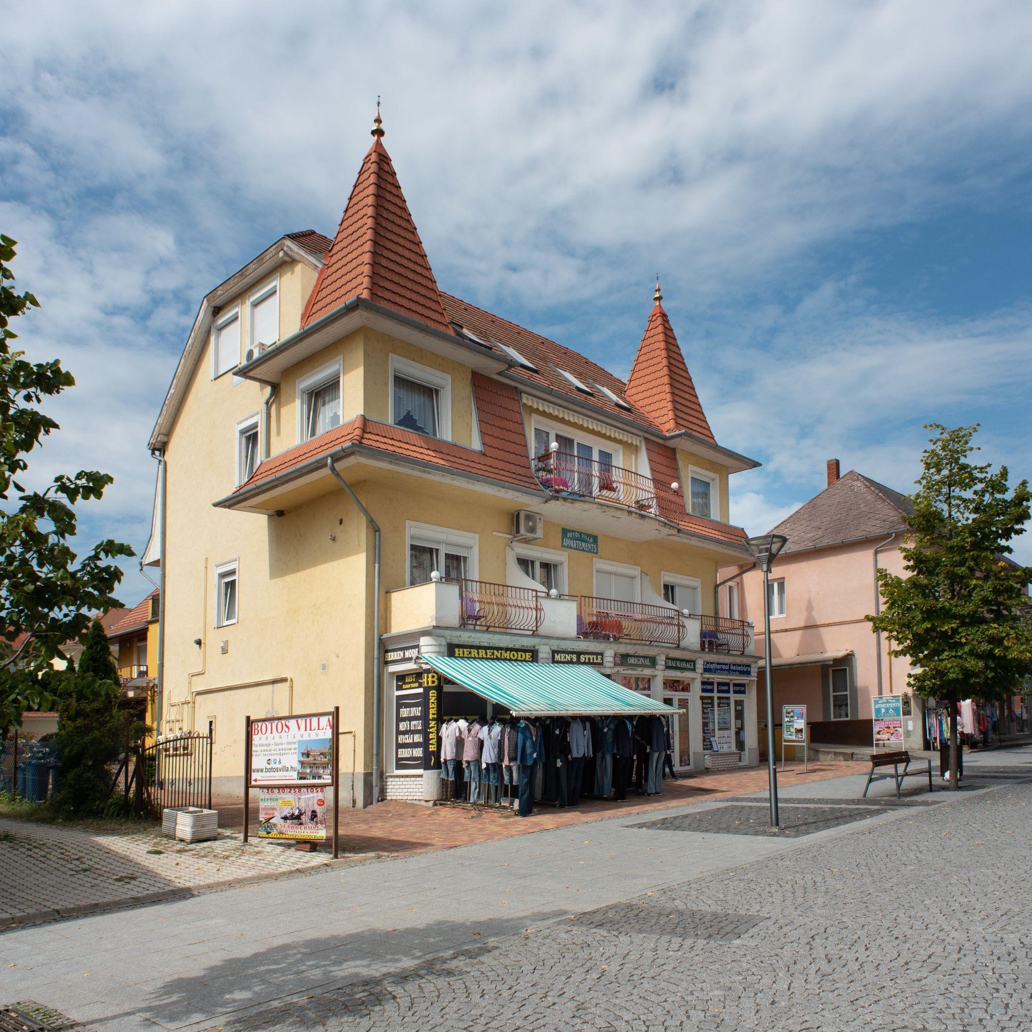 Bötös Villa Hévíz