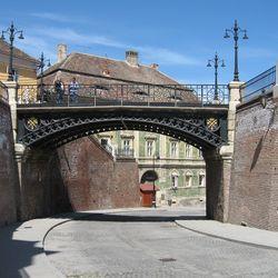 1751 Unter der Lugenbrucke Apartament Sibiu