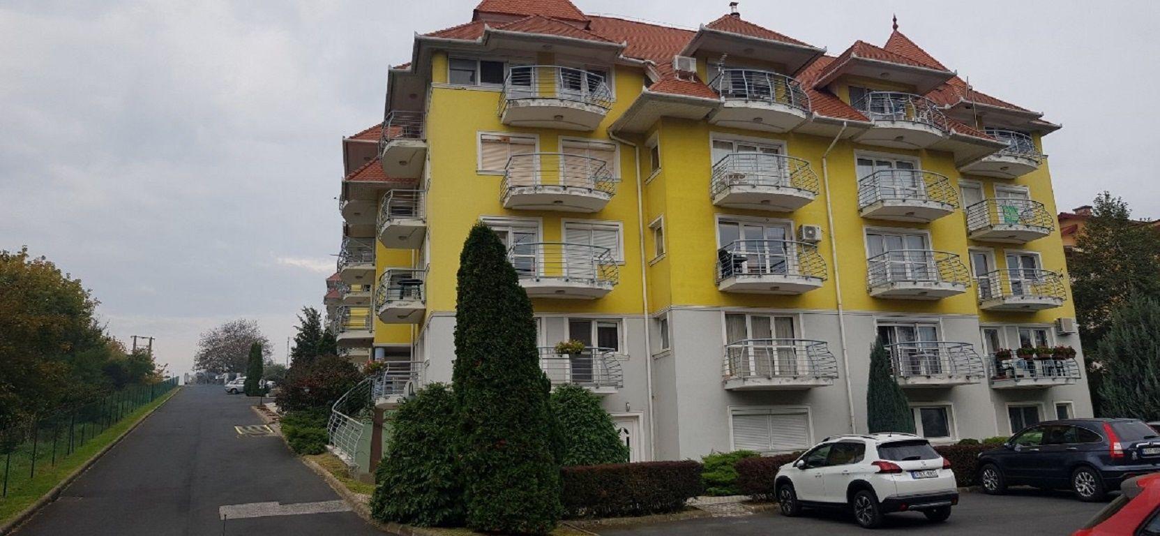 Tündérrózsa Apartman Hévíz