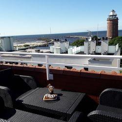 Apartament z widokiem na morze Kołobrzeg