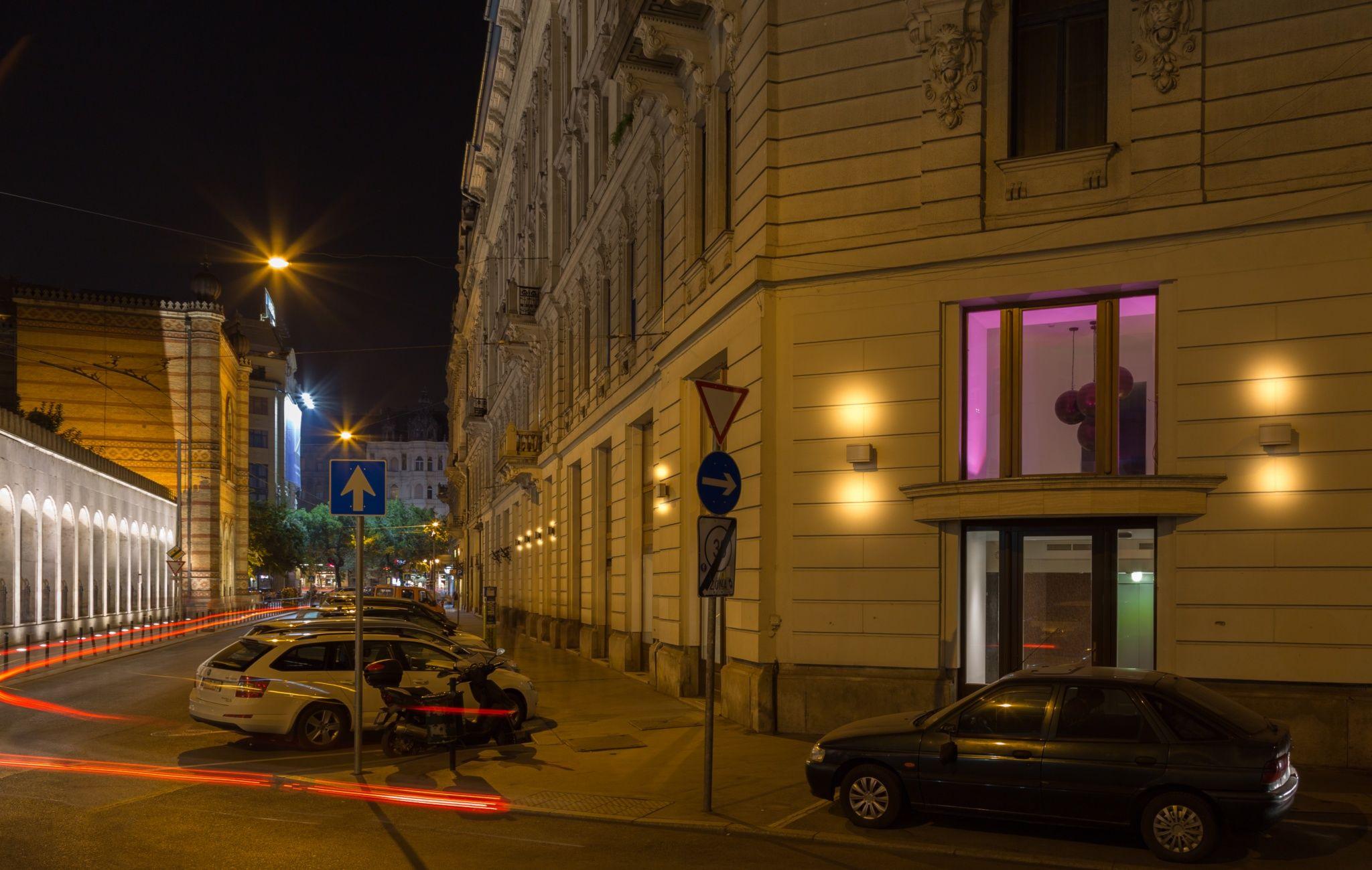 Hotel Memories Budapest - Bejárat