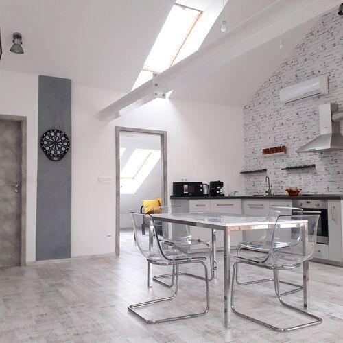 8x8 Tetőtér Apartman Szeged