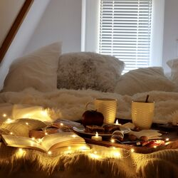 Egy éjszakás kaland - téli romantika kettesben egy erdei házban