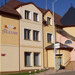 Hotel Maxim Beroun ***