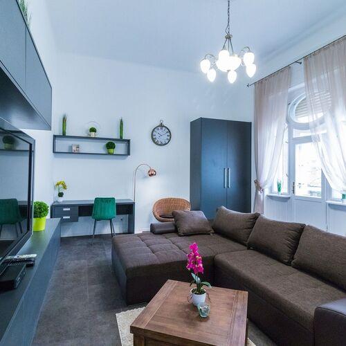 Gróf-palota Apartman Szeged