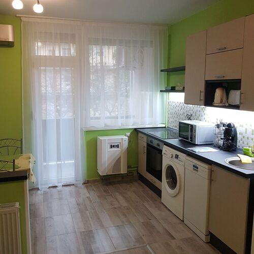Zöld Éden Apartman Szeged