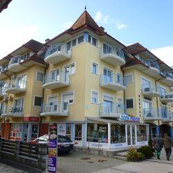 Zsuzsa Apartman Hévíz-Centrum Hévíz