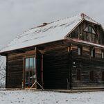 Casa de oaspeți Wooden Barn Zăbala