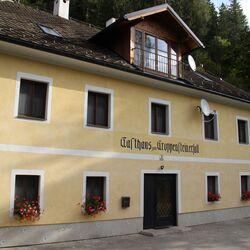 Groppenstein Apartmanház Obervellach