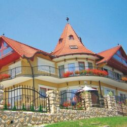 Villa Negra Vendégház Hévíz