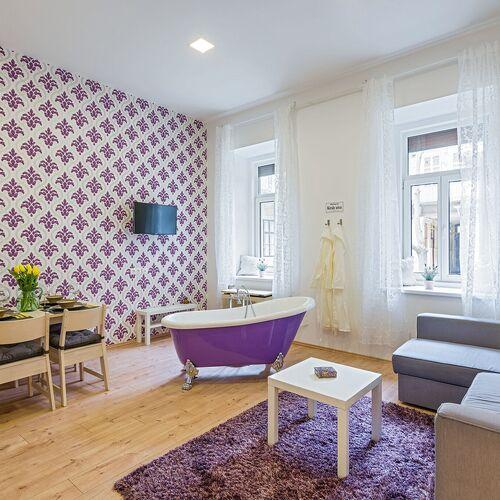 Apartman a Király utcában Budapest