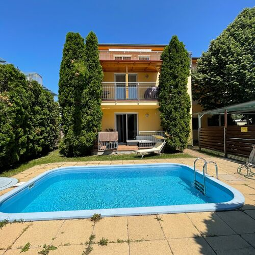Pippo Summer Home Apartman Siófok