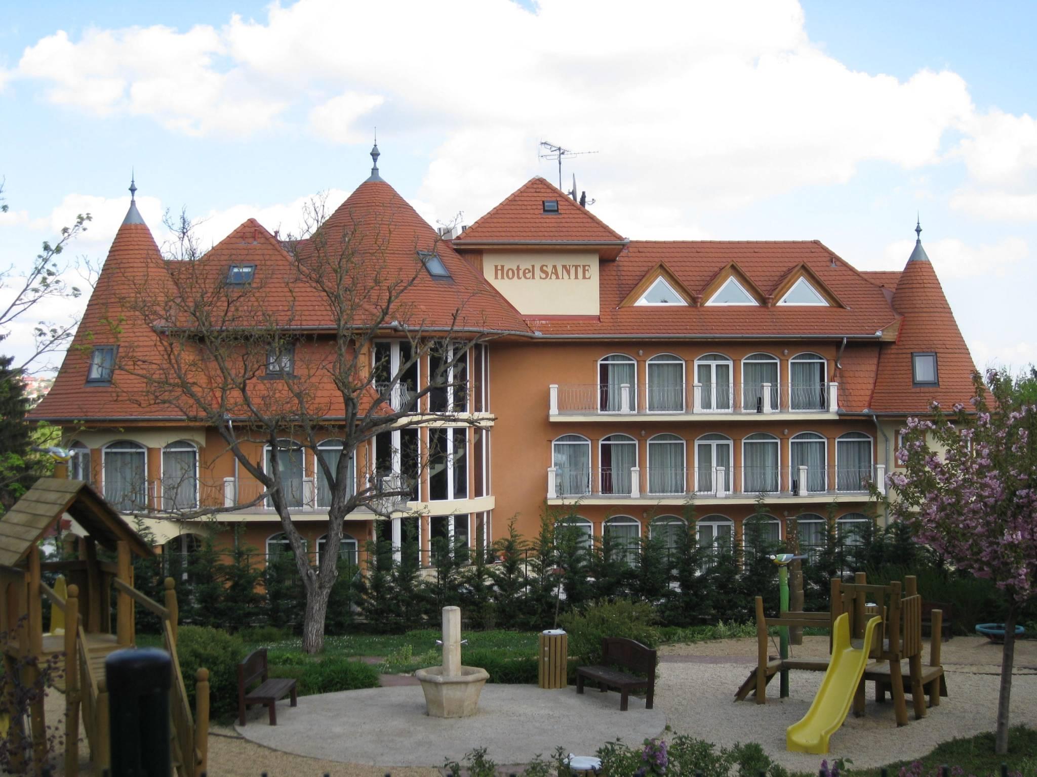 Hotel Sante Hévíz
