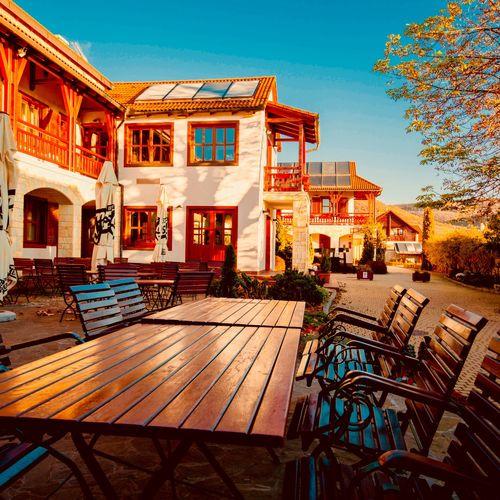 Magita Hotel és Étterem Erdőbénye