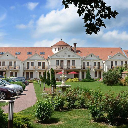 Ametiszt Hotel Harkány
