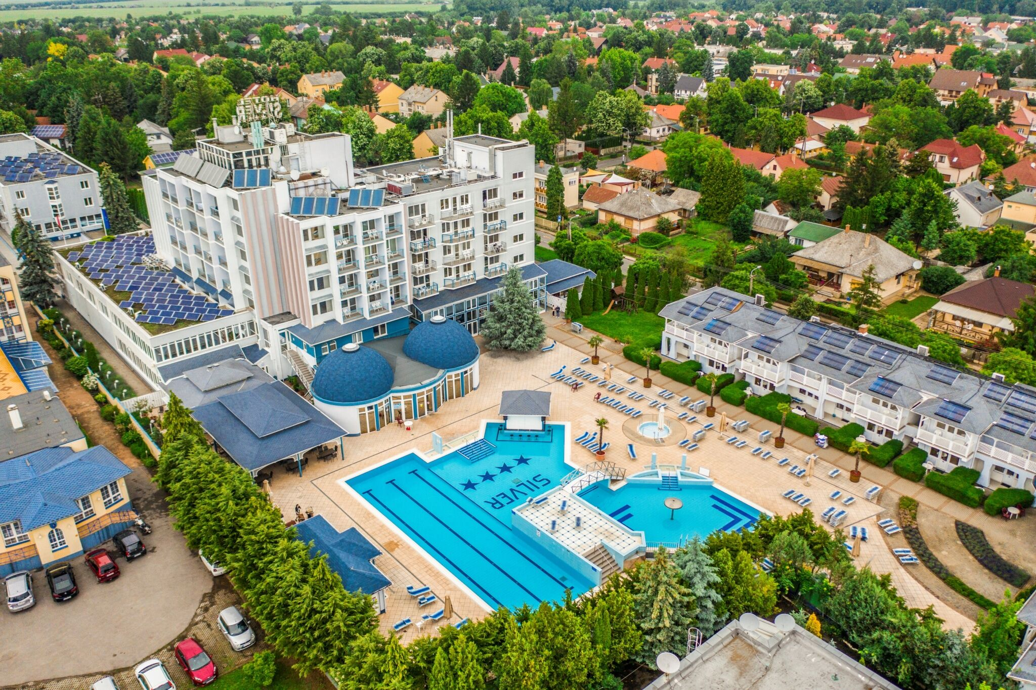 Hotel Silver Hajdúszoboszló - Hotelguru.ro