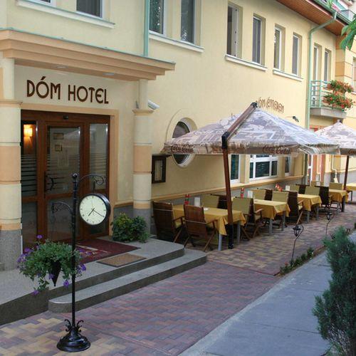 Dóm Hotel Szeged****