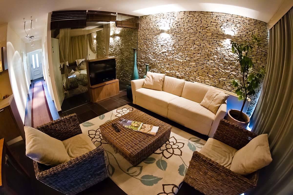 Echo Residence All Suite Hotel Tihany - Fénykép lakosztályról
