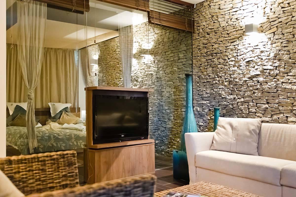 Echo Residence All Suite Hotel Tihany - Kép lakosztályról