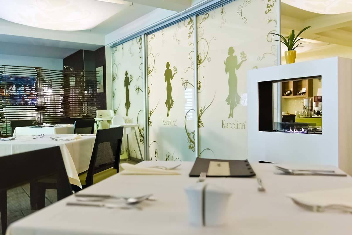 Echo Residence All Suite Hotel Tihany - Az étterem