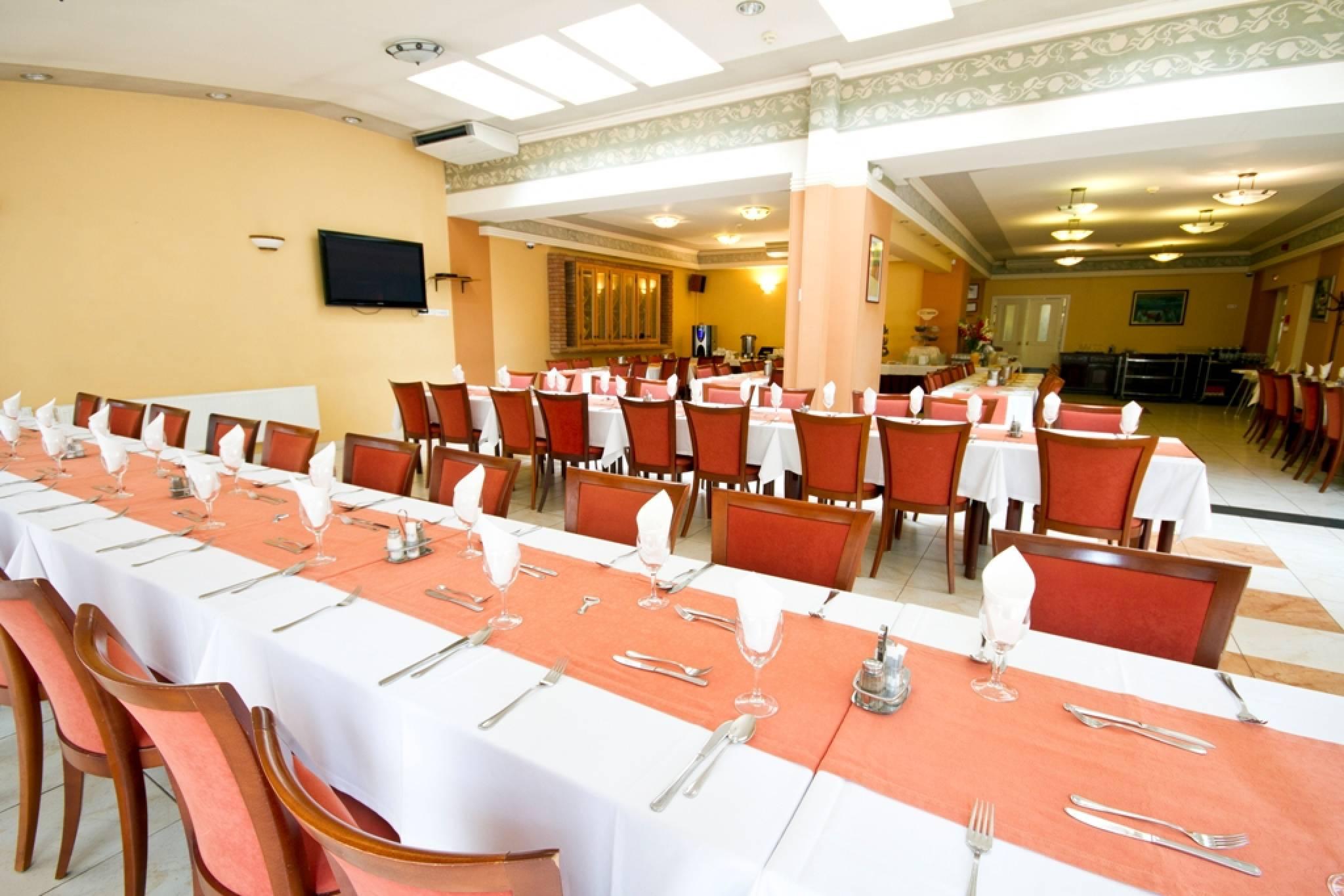 Alfa Art Hotel Budapest - Az étterem